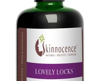 LOVELY LOCKS | Ultra Gentle Natural Shampoo | Nourishing Aloe, Honey & Argan Oil