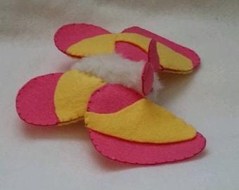 Pink Lemonade Moth Plush