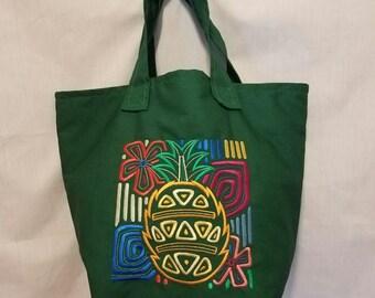 Mola Art Market Bag