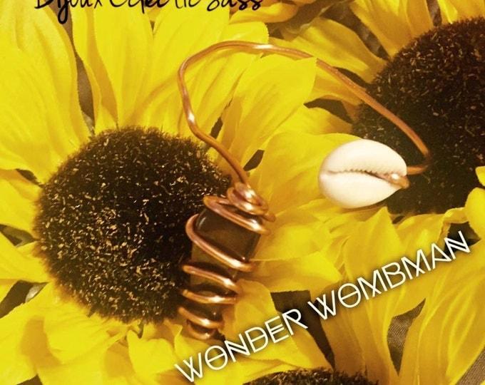 Wonder Wombman Cowrie Shell Bracelet