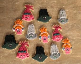 Trolls cookie