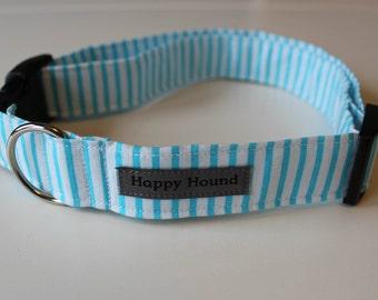 Cyan Dog Collar