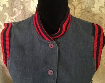 Rose Hip Vest-Size Large