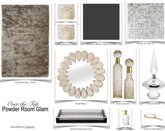 Room Concept Mood-Board