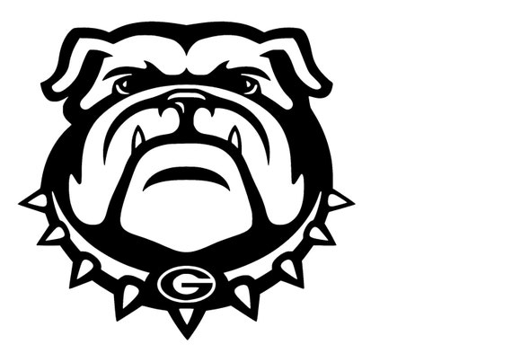together with Bulldog Mascot besides Georgia Bulldog Mascot in addition Etsy Wikipedia furthermore Outline Of Georgia. on new uga bulldog logo