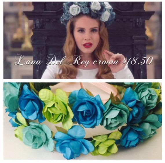 Flower Crown Lana Del Rey Video Games