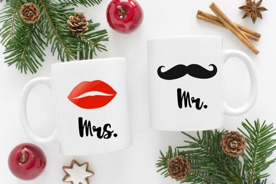 16 oz  His and Hers Coffee Mug - Combo Set