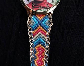 Frida Kahlo Woman's Watch