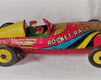 Rocketf Racer