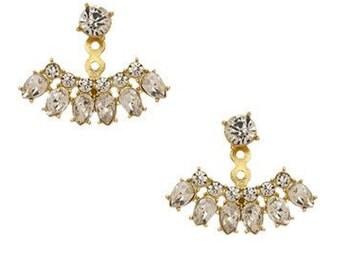 Crystal Ear Jackets