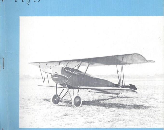 AAHS Journal Summer 1966 Volume 11-No. 2 Fokker D-IX