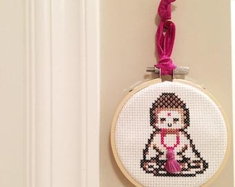Zen Cross Stitch Etsy