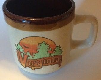 Vintage Virginia Coffee Mug