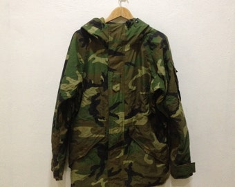 Small army parka | Etsy