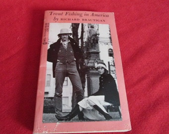 Trout Fishing in America by R. Brautigan