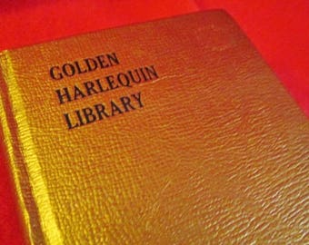 Golden Harlequin Library Volume V - Hardcover