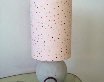 Concrete light concrete lamp floor lamp table lamp