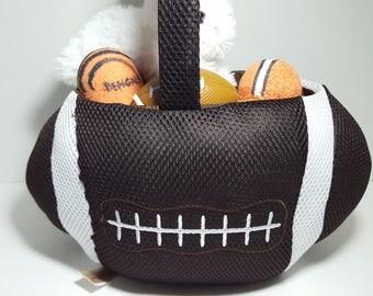 Easter Baskets-Natural Organic Handmade Easter Egg Bath Bomb, Kids Surprise Bath Bomb, Football Easter Basket, NFL Easter Basket, NFL Figure