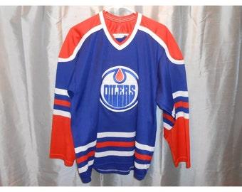 Vtg Edmonton Oilers