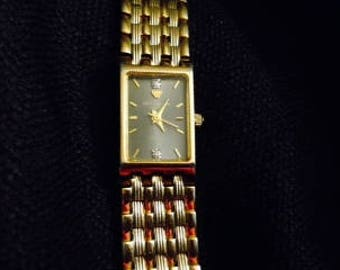 Women's Jules Jurgensen Quartz Watch