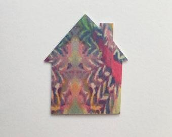 New Home Card - Handmade