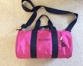 Tommy Hilfiger Duffel Bag For Everyday Travel Gym
