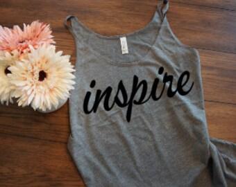 Inspire - Women's Slouchy Tank