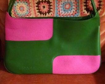 CLEARANCE  Retro Clnique handbag reduced 10.00