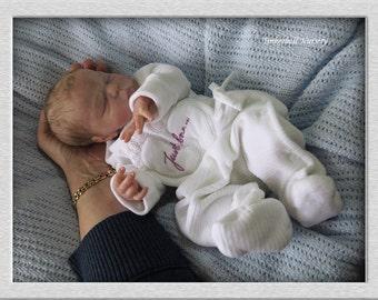CUSTOM REBORN BABY ~ Full Body Max by Cindy Musgrove