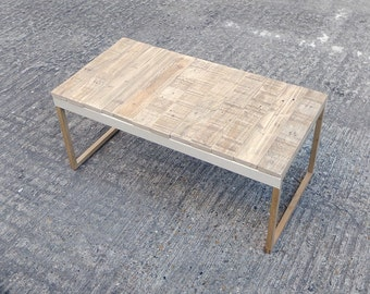 ENEA - Reclaimed Pallet Wood Coffee Table