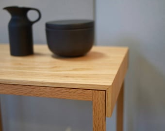 Modern - side table, end table, coffee table