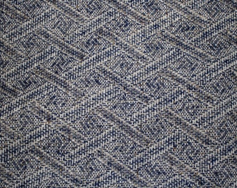 Woven Fabric with a Modern Aztec Pattern