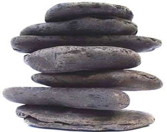 Rocks - Slate Rocks - Create Aquarium Rock Formations - 3 Pounds of Slate Rocks (3 to 5 inches in length)