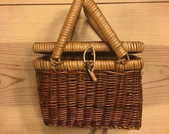 miniture picnic basket