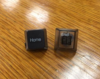 Recycled Keyboard Pins