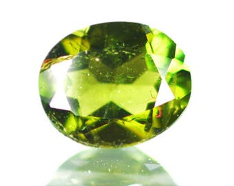 1.63 Ctw New Collection Sizzling Green  Natural Tourmaline