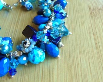 Feeling Blue Bracelet
