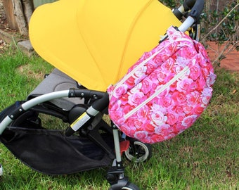 Pram Saddle Bag