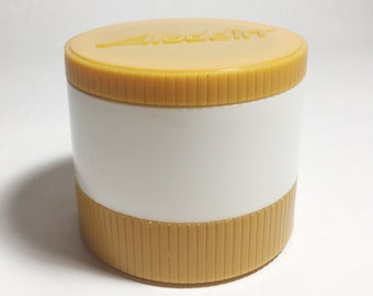 Aladdin Yellow and White Small Thermos