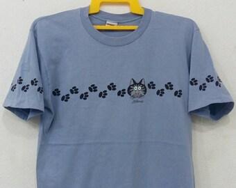 Rare vintage bkliban crazy shirt T-shirt M size