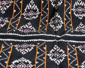 Indonesian Ikat, Rote Ikat, Rote Blanket, Handwoven Blanket, Hand loomed Ikat, Ikat Scarf, Bed Runner, Ikat Bed Decor