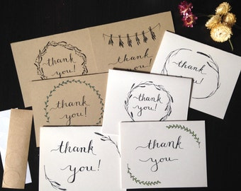 Thank You Stationary 4 Pack