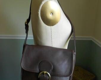 Coach Leather Bag /  Leather Shoulder Bag