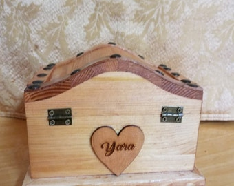 Personalized jewerly boxes