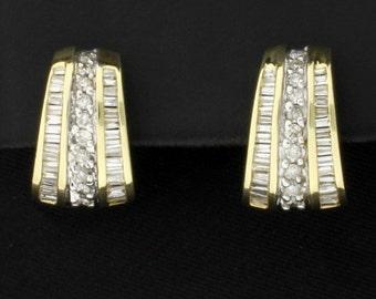 2ct TW Diamond Earrings