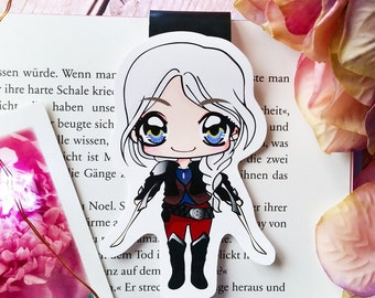 """Magnetic bookmarks """"Haworthii Sardothien"""" - inspired by throne of glass"""