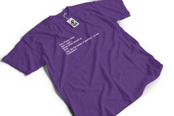 Epic Purple Shirt T-Shirt