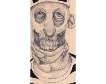 Dope Dude - Original Drawing