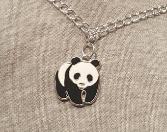 Cute Panda necklace