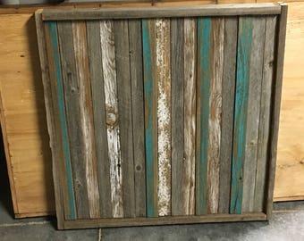 2'x2' Barnwood Plank